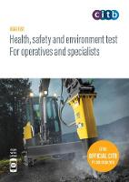 Health, safety and environment for operatives and specialists 2019