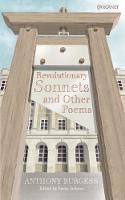 Revolutionary Sonnets (Paperback)