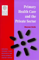 Primary Health Care and the Private Sector (Paperback)