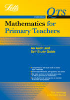 Mathematics for Primary Teachers: An Audit & Self-Study Guide - Qualified teacher statusm (Paperback)