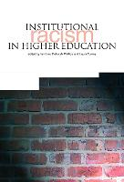 Institutional Racism in Higher Education (Paperback)