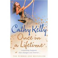 Once in a Lifetime [Large Print]: 16 Point (Paperback)