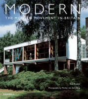 Modern: The Modern Movement in Britain (Paperback)