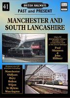 Manchester and South Lancashire - British Railways Past & Present No. 41 (Paperback)