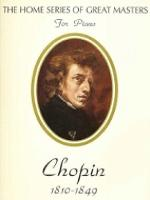 Chopin (Home Series of Great Masters) (Paperback)