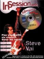 In Session with Steve Vai - In Session With (Paperback)