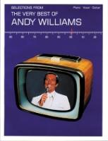 The Very Best of Andy Williams (Paperback)