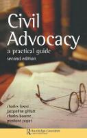 Civil Advocacy (Paperback)