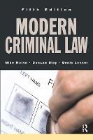 Modern Criminal Law: Fifth Edition (Paperback)