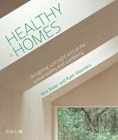 Healthy Homes: Designing with light and air for sustainability and wellbeing (Hardback)
