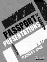 Passport to Academic Presentations (Paperback)