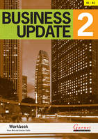 Business Update 2 - Workbook with Audio CD B1 - B2 (Board book)