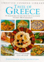Taste from a Greek Kitchen: 50 Irresistable Recipes from the Sun-soaked Eastern Mediterranean - Creative Cooking Library (Hardback)
