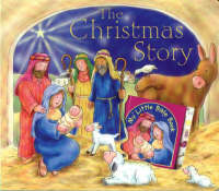 Christmas Story (My Bible Dot-to-Dot) - Candle Read & Play (Board book)