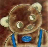 Tiny Bear Bible (Board book)