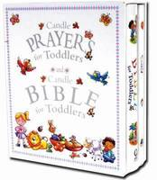 Candle Bible for Toddlers & Candle Prayers for Toddlers - Candle Bible for Toddlers v. 4 (Hardback)