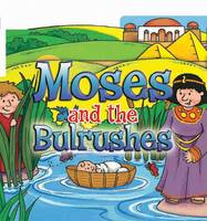 Moses and the Bulrushes - Candle Playbook (Board book)