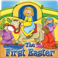 First Easter - Candle Playbook (Board book)