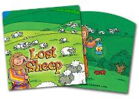 Lost Sheep - Candle Playbook (Board book)
