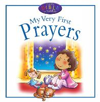 My Very First Prayers - Candle Bible for Toddlers (Board book)