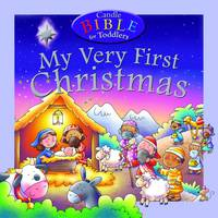 Baby Jesus is Born - Candle Bible for Toddlers (Board book)