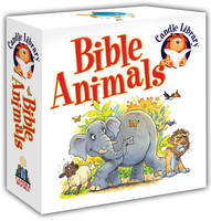 Bible Animals - Candle Library (Board book)