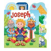 Joseph - Candle Tab Books (Board book)