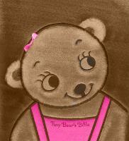 Tiny Bear Bible mini - Tiny Bear