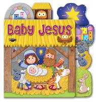 Baby Jesus - Candle Tab Books (Board book)