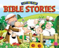 Lift the Flap Bible Stories - Lift the Flap (Board book)