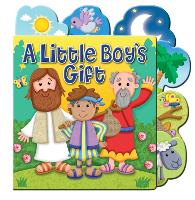 A Little Boy's Gift - Candle Tab Books (Board book)