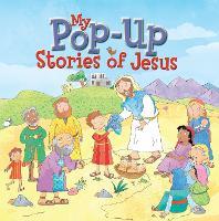 My Pop Up Stories of Jesus - My Pop Up (Hardback)