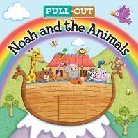 Pull-Out Noah and the Animals - Candle Pull-Out (Board book)