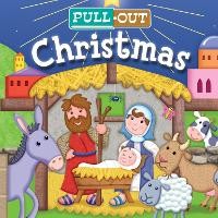Pull-Out Christmas - Candle Pull-Out (Board book)