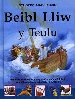 Beibl Lliw y Teulu (Hardback)