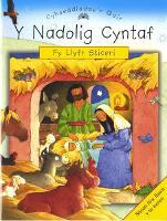 Storiau a Sticeri'r Beibl: Nadolig Cyntaf, Y (Paperback)