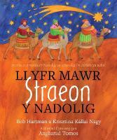 Llyfr Mawr Straeon y Nadolig (Hardback)