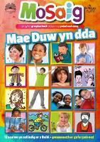 Mosaig - Mae Duw yn Dda (Paperback)
