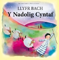 Llyfr Bach y Nadolig Cyntaf (Hardback)