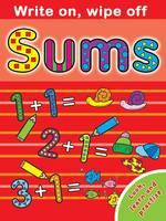 Wipe Clean: Sums (Paperback)