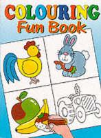 Colouring Fun Book