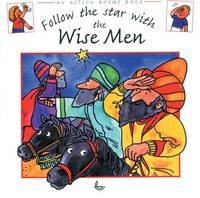 Follow the Star with the Wise Men - Action Rhyme Books (Hardback)