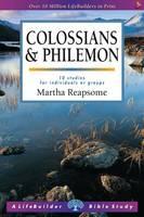 Colossians and Philemon - LifeBuilder Bible Study (Paperback)