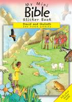 David and Goliath and Other Stories: Mini Bible Sticker Book David and Goliath - Mini Sticker Books (Paperback)