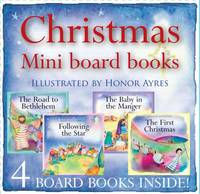Christmas Mini Board Books (4 Book Boxed Set): Mini Christmas Box (Board book)