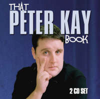 That Peter Kay Book (CD-Audio)