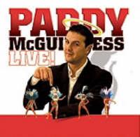 Live: Paddy McGuinness (CD-Audio)