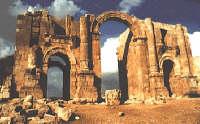 Monuments of Jordan