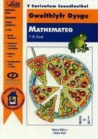 Gweithlyfr Dysgu Mathemateg 7-8 Oed (Paperback)