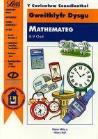Gweithlyfr Dysgu Mathemateg 8-9 Oed (Paperback)